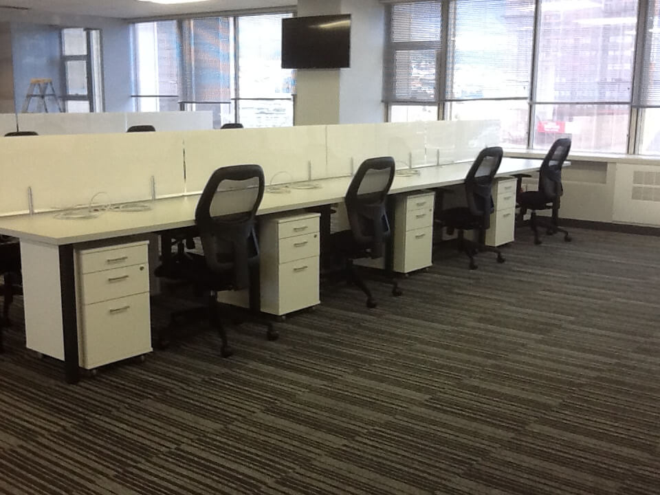Open Plan Office Furniture Cape Town Somerset West